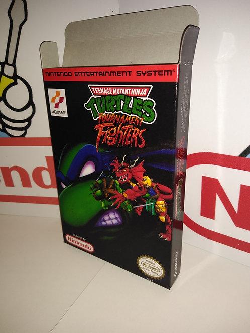 Teenage Mutant Ninja Turtles: Tournament Fighters Box
