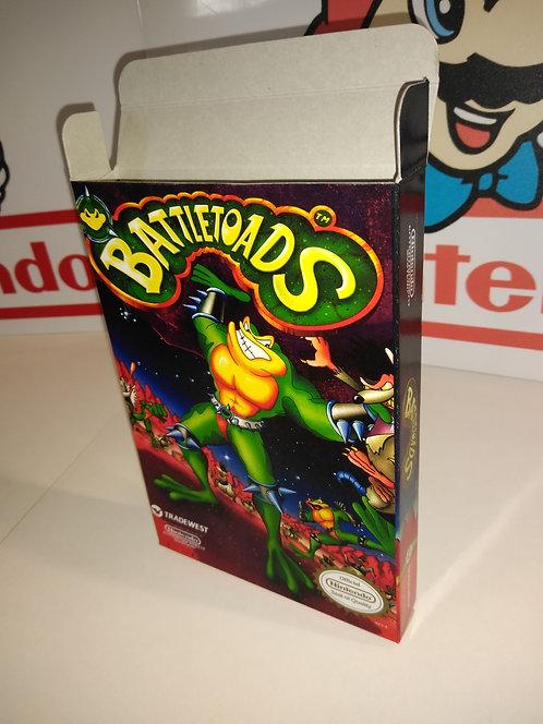 Battletoads Box