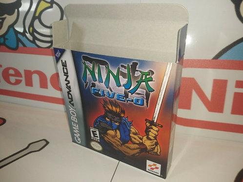 Ninja Five-O Box