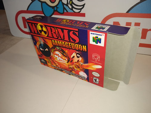 Worms Armageddon Box