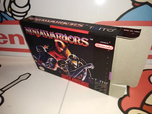 The Ninja Warriors Box