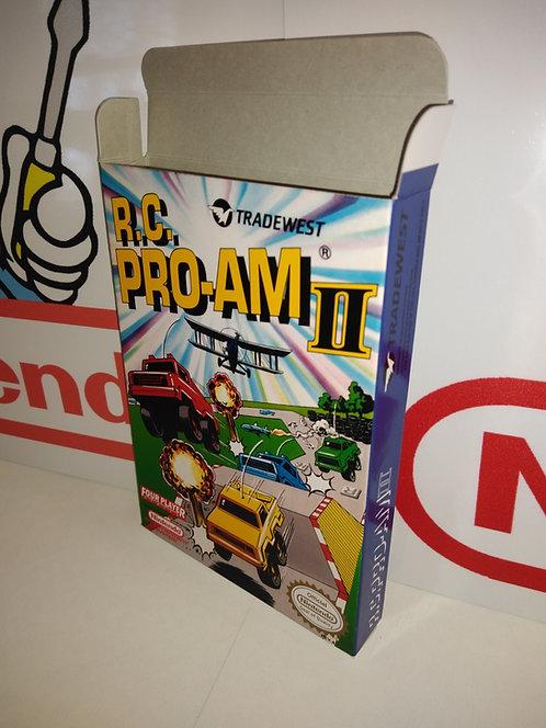 R.C. Pro-Am Box