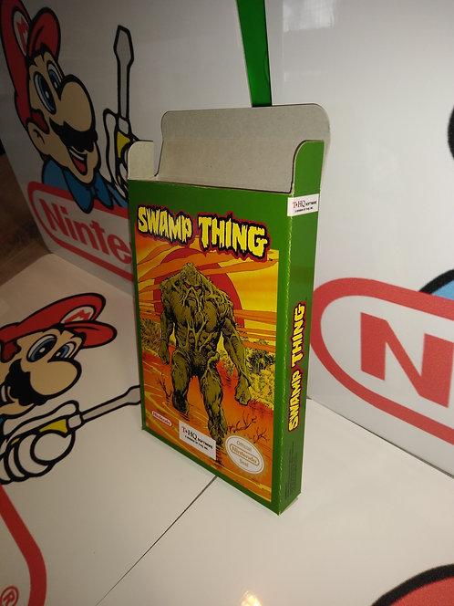 Swamp Thing Box