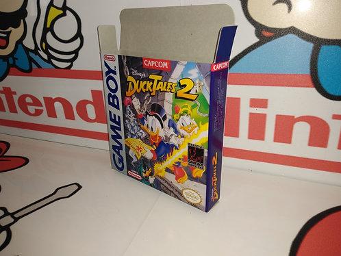 Duck Tales 2 Box