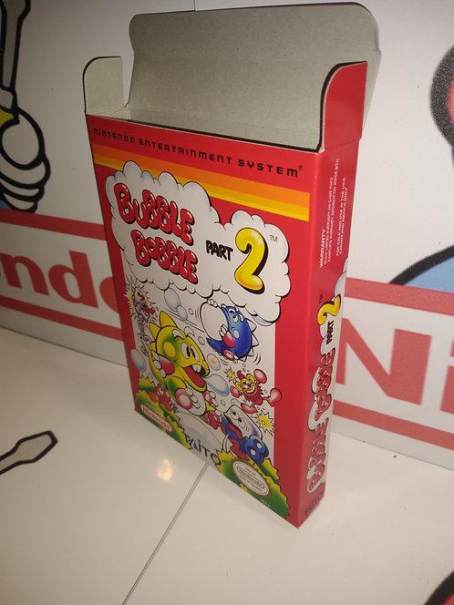 Bubble Bobble Part 2 Box