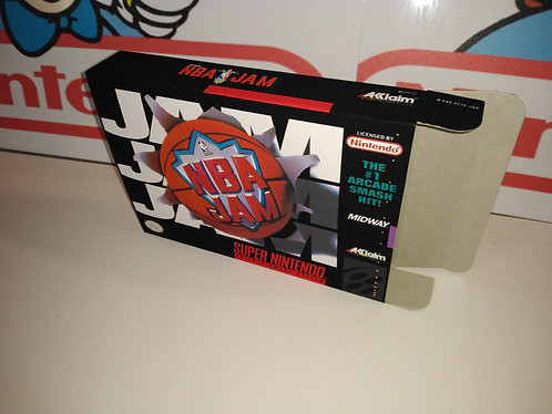 NBA Jam Box