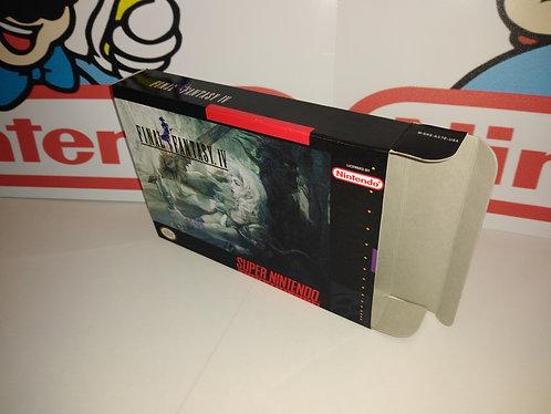 Final Fantasy IV Box