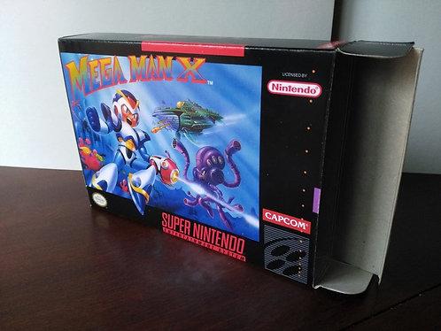 Mega Man X Box