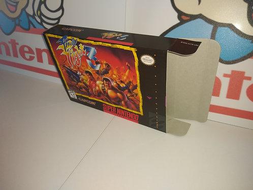 Final Fight 3 Box
