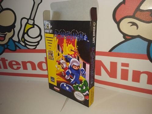 Bomberman 2 Box