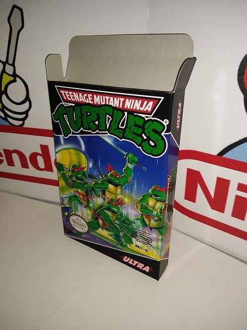 Teenage Mutant Ninja Turtles Box