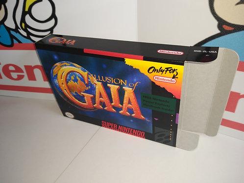 Illusion of Gaia Box