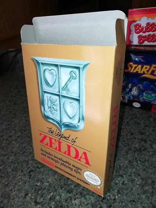 The Legend of Zelda Box