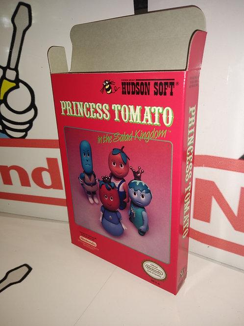 Princess Tomato in the Salad Kingdom Box