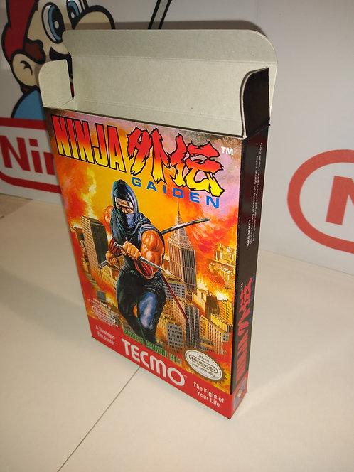 Ninja Gaiden Box