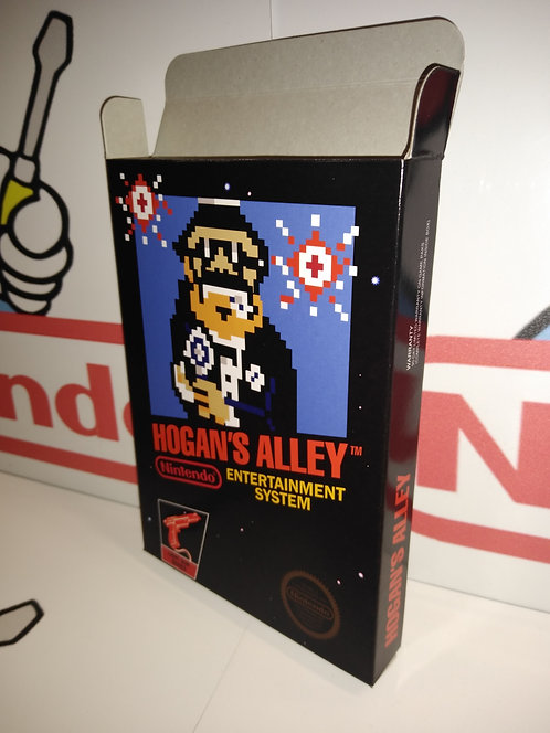 Hogan's Alley Box