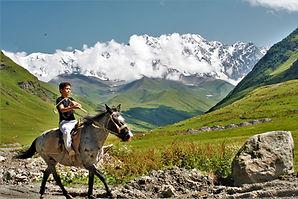 Grúzia, Shkhara