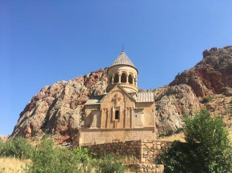 Noravank-apátság, Örményország