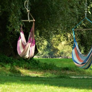 Relaxáló helyek a szigeten