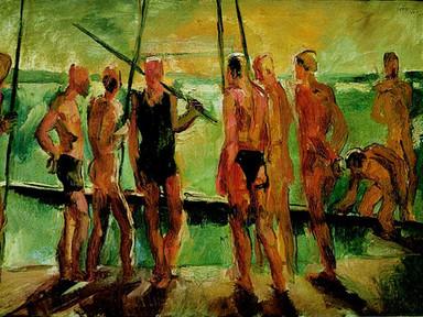 Művészek a Dunakanyarban
