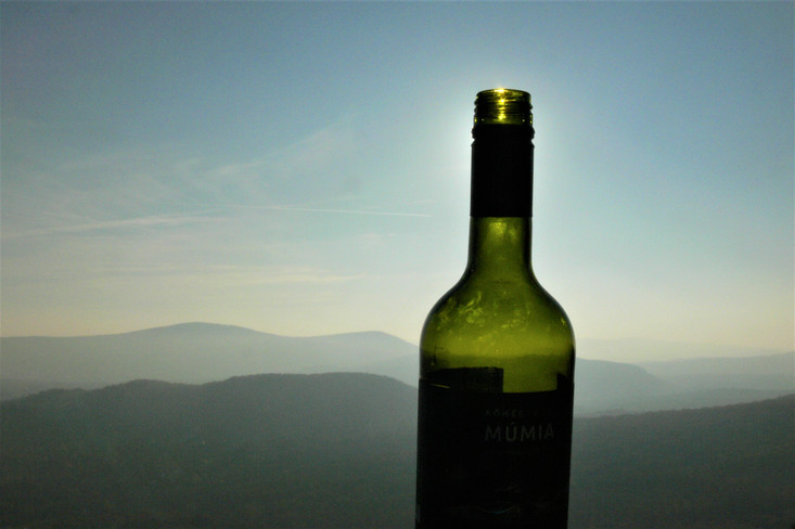Kőhegyi bor