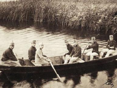 Vízitúra-história 3. – Lelkes korszak: a századelőtől a II. világháborúig