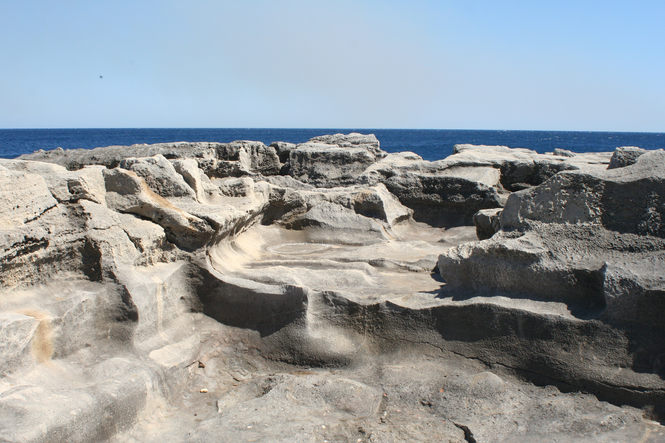 Miggiano sziklái