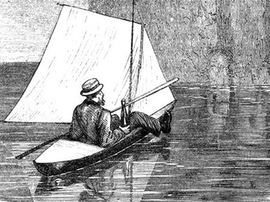 Vízitúra-história 1. – Az evezés iránti vágyunk eredete