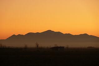 Anatólia, naplemente