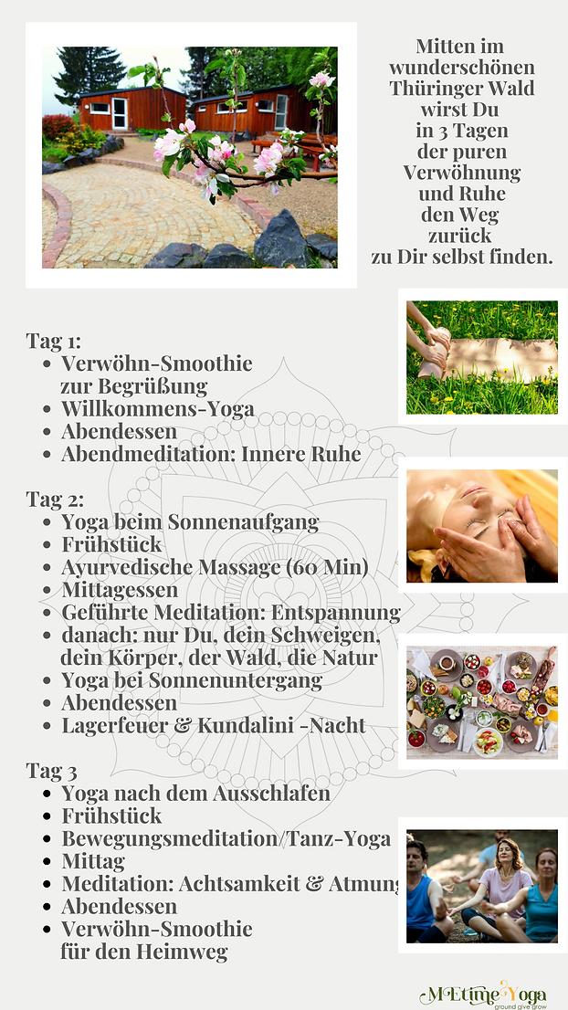 Yoga retreats in Germany