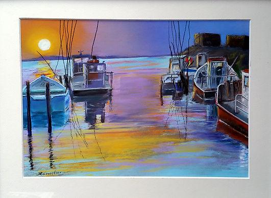 24,pastel ,barge ostreicole,50x40.jpg