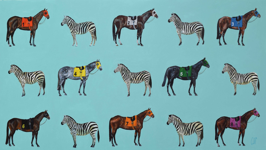 Running Pattern - Studs vs Stripes