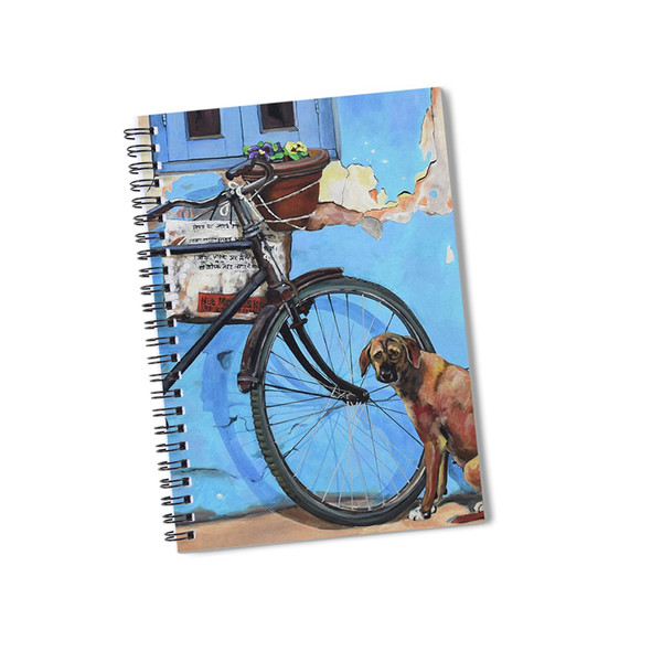 Art Based Notebook For Sale Online By Cor