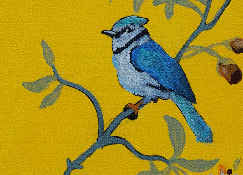 Jailbird artwork by Cor, detail