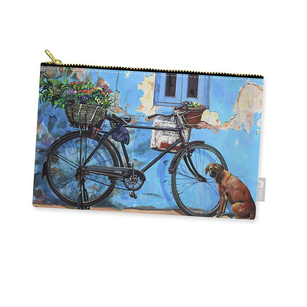 Art Based Merchandize Pouch For Sale By Cor