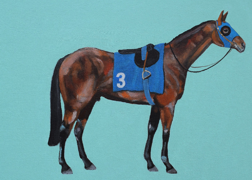"""Running Pattern"" artwork by artist Cor"