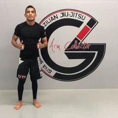 Jason Arreola - Brazilian Jiu-Jitsu Champion