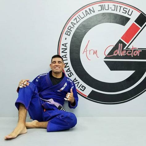 Richard Arreola - Brazilian Jiu-Jitsu Champion