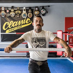 Tyler Wombles - Classic Fight Team - Owner/Coach