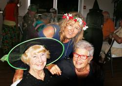 joanna bev deanie cb party