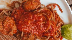Italijanske mesne kroglice