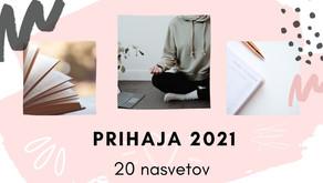 20 nasvetov za 2021