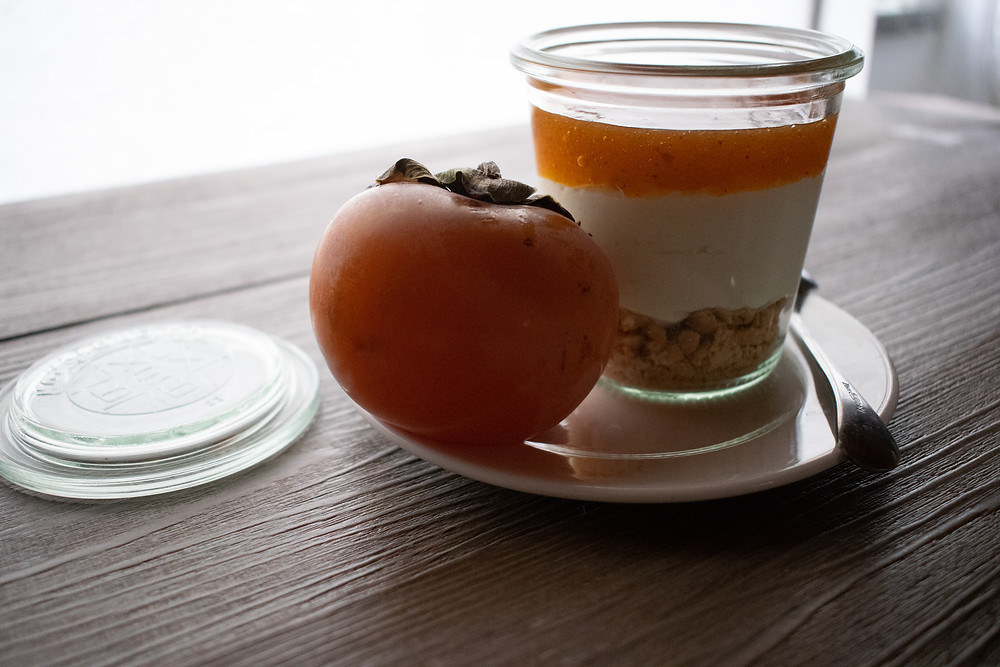 persimmon - fruit for gods
