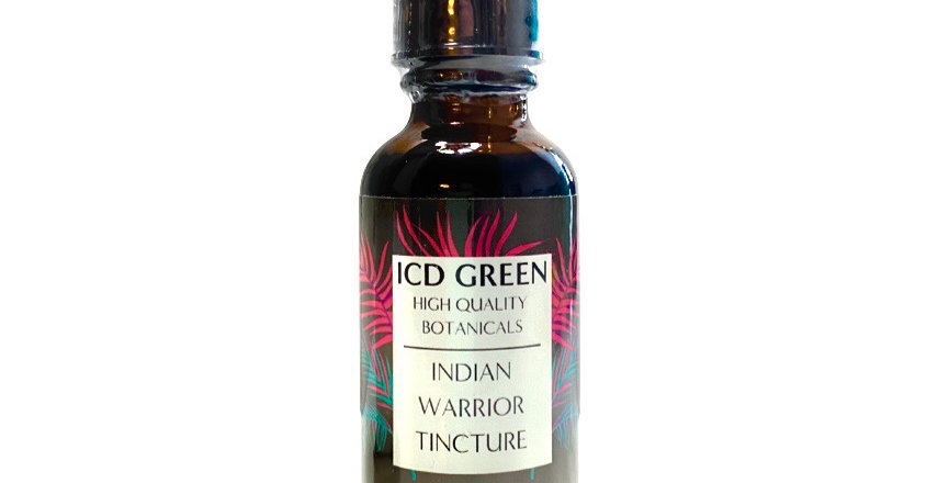 Indian Warrior Tincture