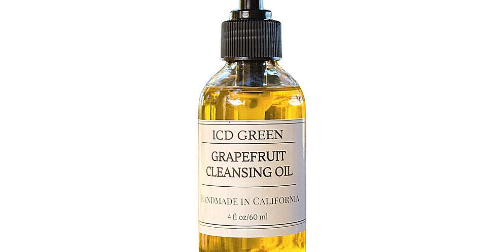 Grapefruit Cleansing/Body Oil