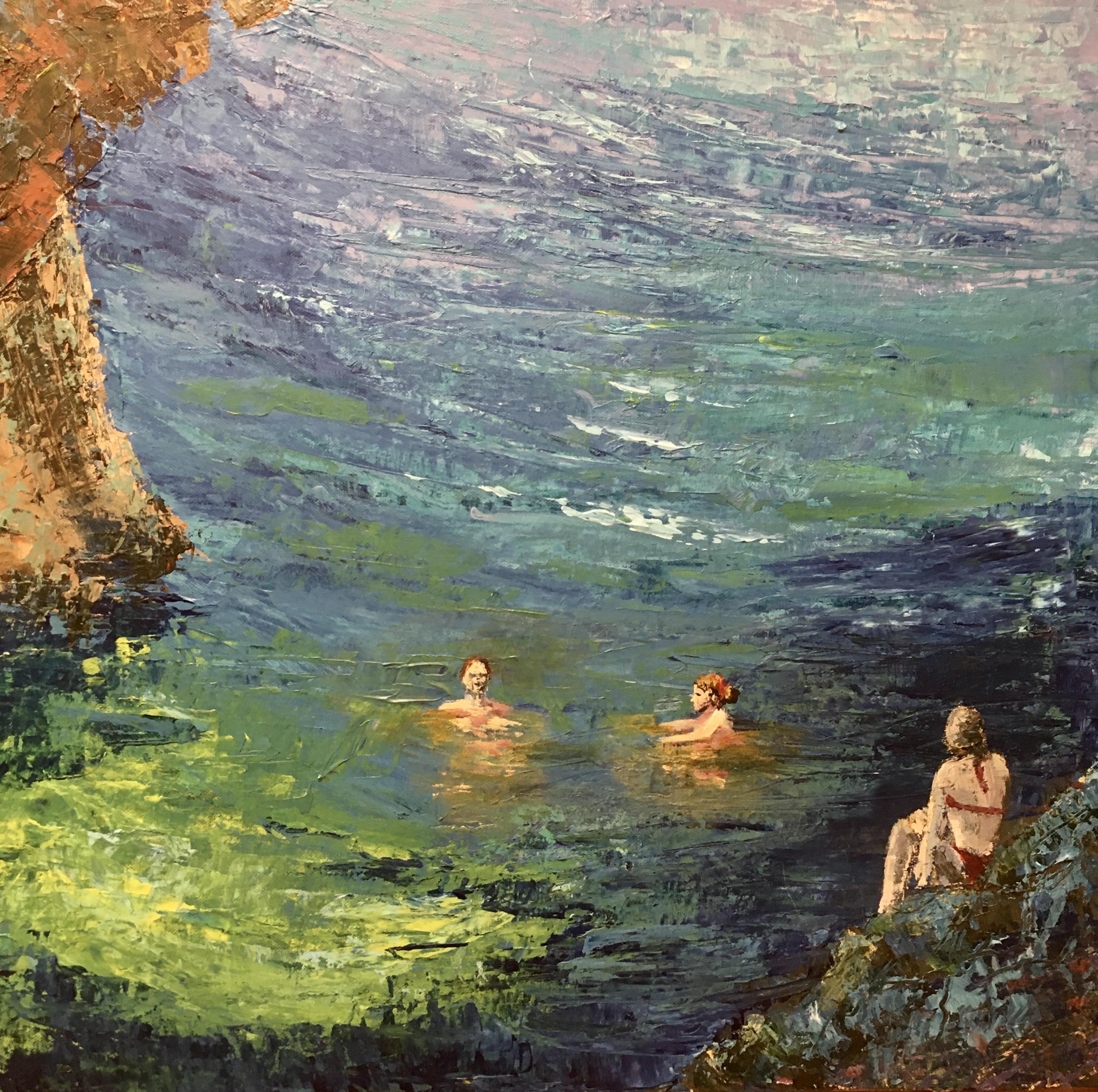 Faye Knight - Wild Swimmingamed