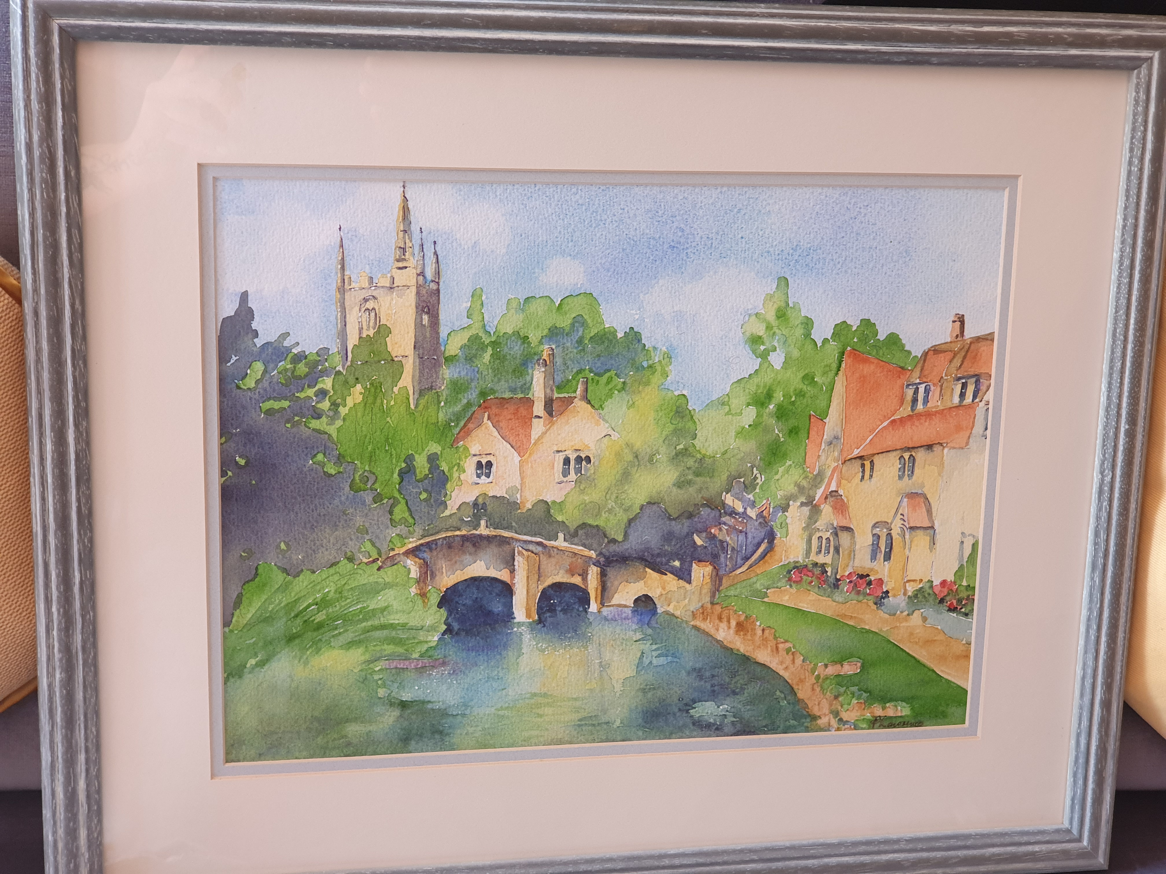 Patrica Lawrence - Castle Combe