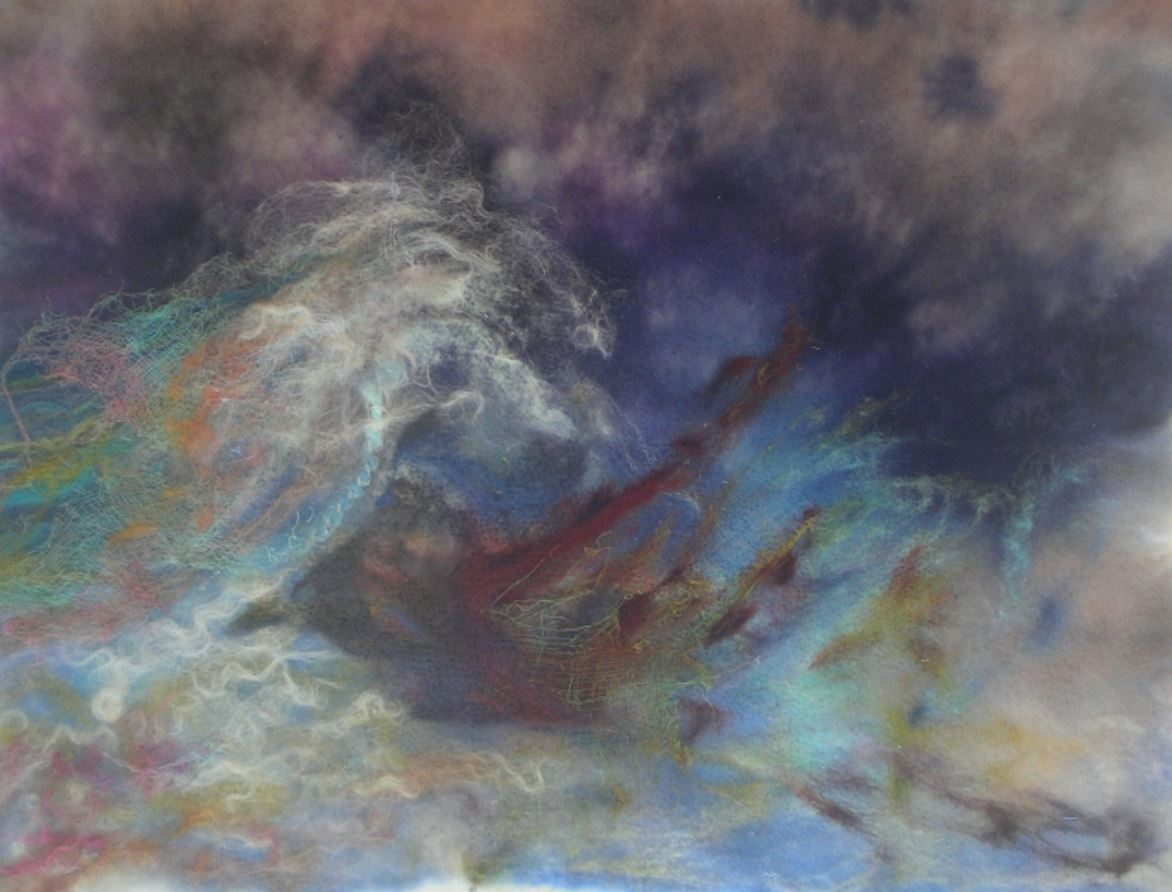 The Tempest Cries by Val Tierney