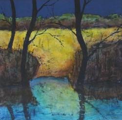 River Edge by Pearl Hailstone