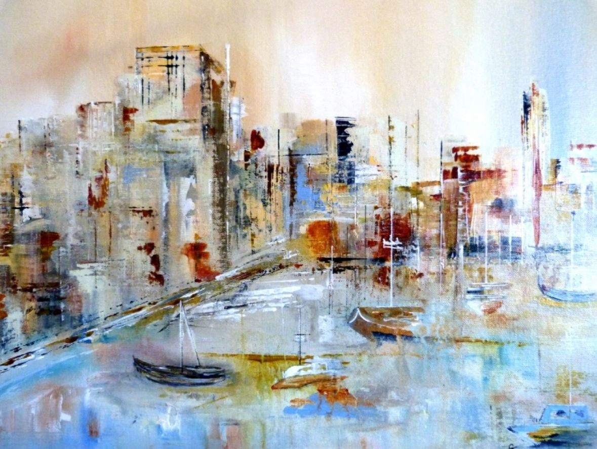 Harbour View by Susan Lyall